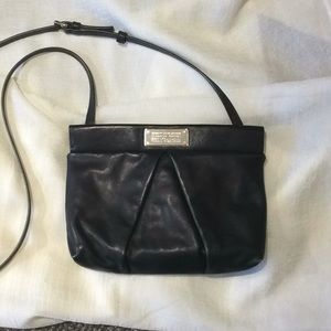 Marc by Marc Jacobs Black Leather Crossbody